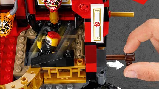 LEGO Ninjago (70643). Il Tempio della Resurrezione - 6