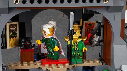 LEGO Ninjago (70643). Il Tempio della Resurrezione - 8