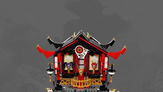LEGO Ninjago (70643). Il Tempio della Resurrezione - 9