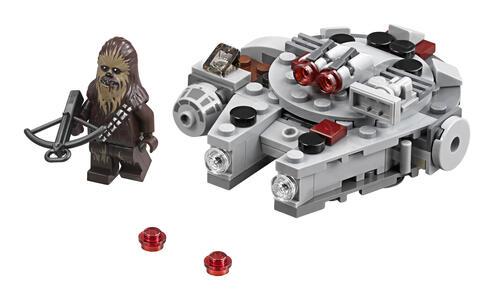 LEGO Star Wars (75193). Microfighter Millennium Falcon - 2