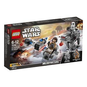 LEGO Star Wars (75195). Ski Speeder contro Microfighter First