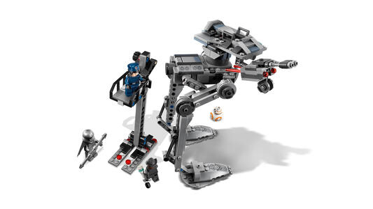 LEGO Star Wars (75201). First Order AT-ST - 4