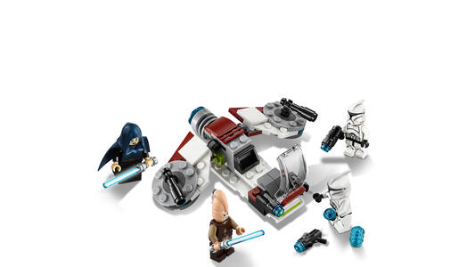 LEGO Star Wars (75206). Battle Pack Jedi e Clone Troopers - 2