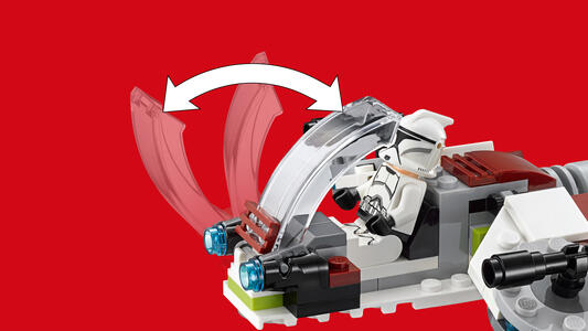 LEGO Star Wars (75206). Battle Pack Jedi e Clone Troopers - 6