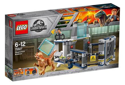 LEGO Jurassic World (75927). L'evasione dello Stygimoloch