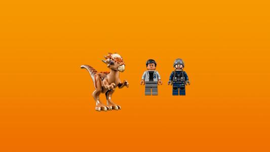 LEGO Jurassic World (75927). L'evasione dello Stygimoloch - 4