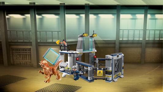 LEGO Jurassic World (75927). L'evasione dello Stygimoloch - 5
