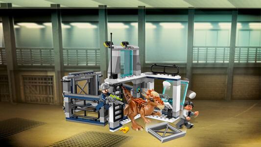 LEGO Jurassic World (75927). L'evasione dello Stygimoloch - 6