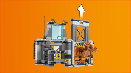 LEGO Jurassic World (75927). L'evasione dello Stygimoloch - 7