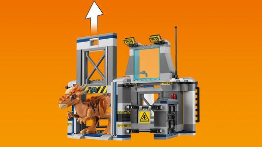 LEGO Jurassic World (75927). L'evasione dello Stygimoloch - 8
