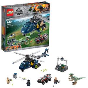 LEGO Jurassic World (75928). Inseguimento sull'elicottero di Blue - 2