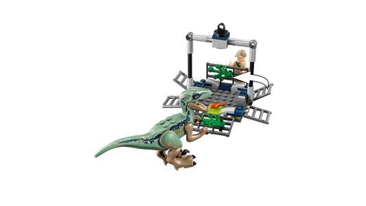 LEGO Jurassic World (75928). Inseguimento sull'elicottero di Blue - 7