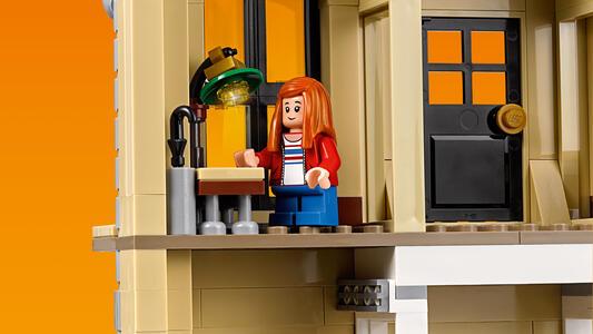 LEGO Jurassic World (75930). Attacco dell?Indoraptor al Lockwood Estate - 7