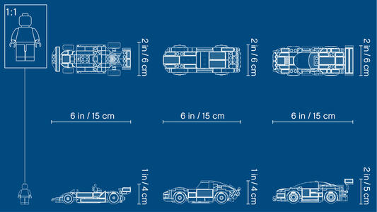 LEGO Speed Champions (75889). Ferrari Ultimate Garage - 2