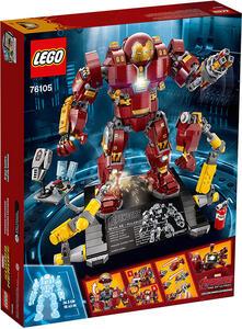 LEGO Super Heroes (76105). Hulkbuster: Ultron Edition