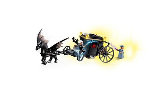 LEGO Harry Potter (75951). La fuga di Grindelwald - 11