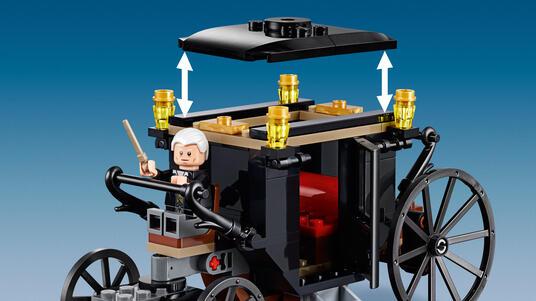 LEGO Harry Potter (75951). La fuga di Grindelwald - 5