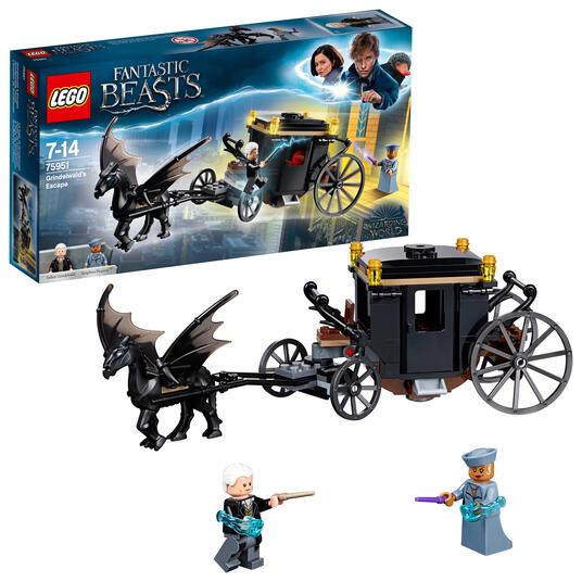 LEGO Harry Potter (75951). La fuga di Grindelwald - 9