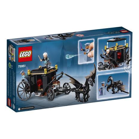 LEGO Harry Potter (75951). La fuga di Grindelwald - 10
