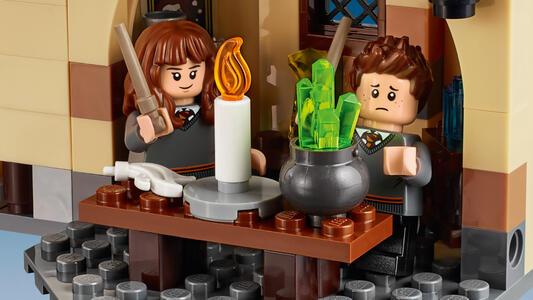 LEGO Harry Potter (75953). Il Platano Picchiatore di Hogwarts - 2
