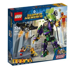 LEGO Super Heroes (76097). Duello robotico con Lex Luthor