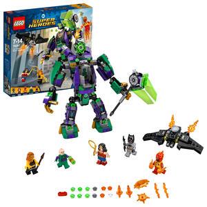 LEGO Super Heroes (76097). Duello robotico con Lex Luthor - 2