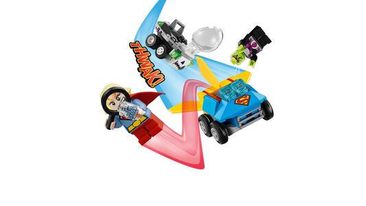 LEGO Super Heroes (76094). Mighty Micros: Supergirl contro Brainiac - 2