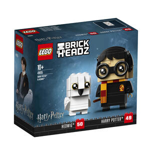LEGO BrickHeadz (41615). Harry Potter