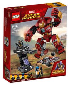 LEGO Super Heroes (76104). Duello con l'Hulkbuster