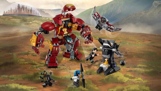 LEGO Super Heroes (76104). Duello con l'Hulkbuster - 5