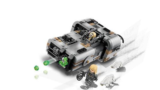 LEGO Star Wars (75210). Il Landspeeder di Moloch - 2