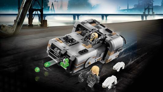 LEGO Star Wars (75210). Il Landspeeder di Moloch - 4