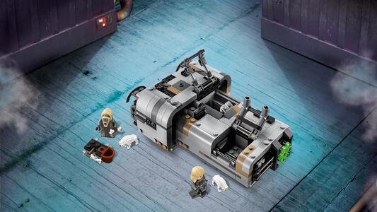 LEGO Star Wars (75210). Il Landspeeder di Moloch - 5