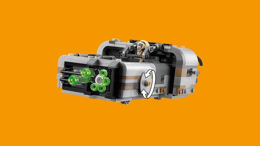 LEGO Star Wars (75210). Il Landspeeder di Moloch - 6
