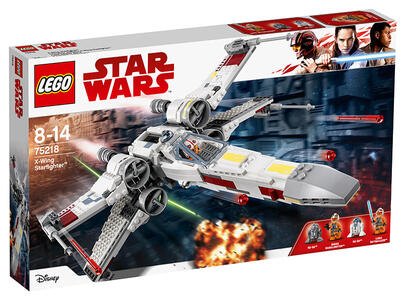 LEGO Star Wars (75218). X-Wing Starfighter