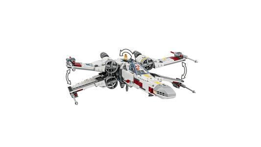 LEGO Star Wars (75218). X-Wing Starfighter - 2