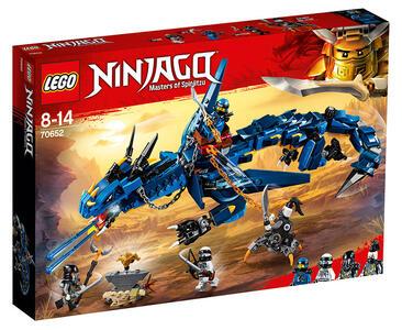 LEGO Ninjago (70652). Dragone della tempesta