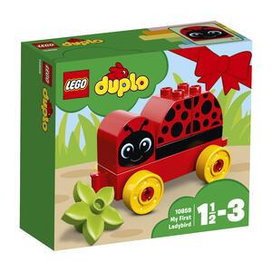 LEGO Duplo My First (10859). La mia prima coccinella