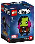 Giocattolo LEGO Brickheadz (41607). Gamora Lego