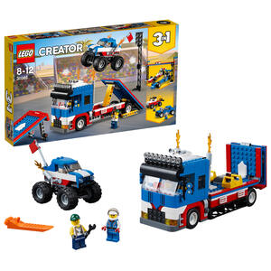 LEGO Creator (31085). Truck dello Stuntman - 2