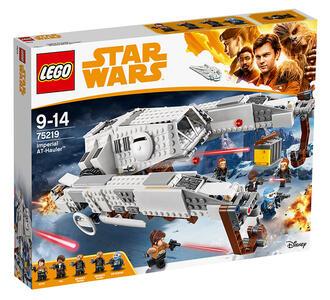 LEGO Star Wars (75219). Imperial AT-Hauler