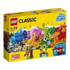 LEGO Classic (10712). Mattoncini e ingranaggi
