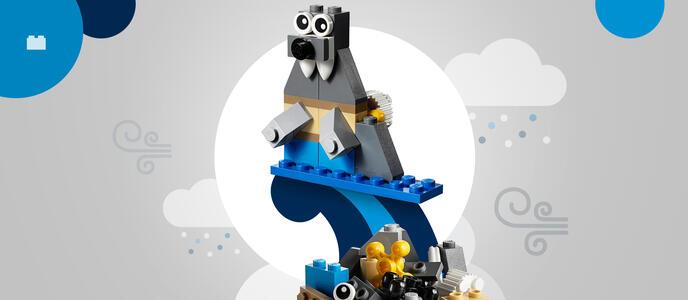LEGO Classic (10712). Mattoncini e ingranaggi - 2