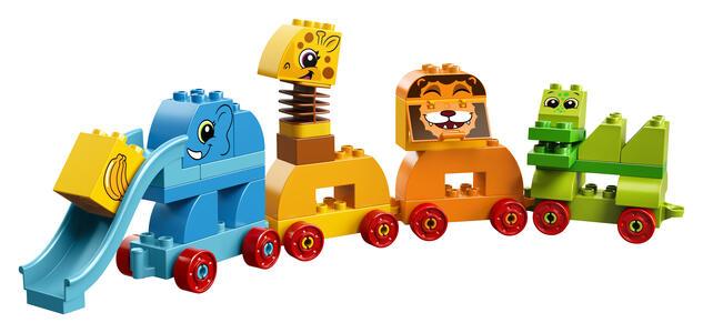 LEGO Duplo My First (10863). Il Treno degli Animali - 2