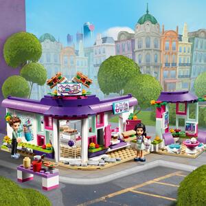 LEGO Friends (41336). Il caffè degli artisti di Emma - 2