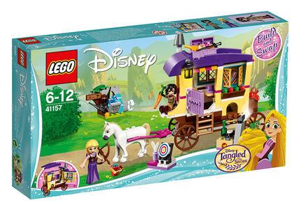LEGO Disney Princess (41157). Il caravan di Rapunzel