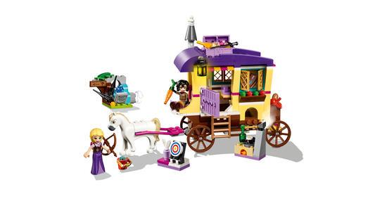 LEGO Disney Princess (41157). Il caravan di Rapunzel - 2