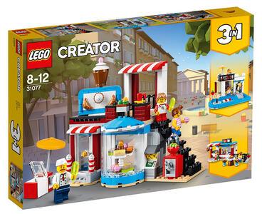 LEGO Creator (31077). Dolci sorprese modulari