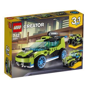 LEGO Creator (31074). Auto da rally Rocket