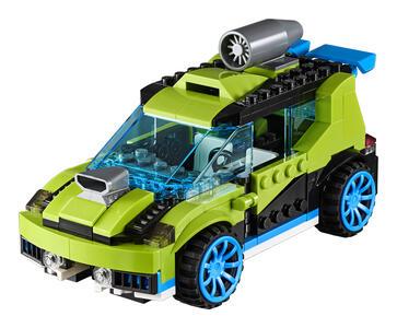 LEGO Creator (31074). Auto da rally Rocket - 2